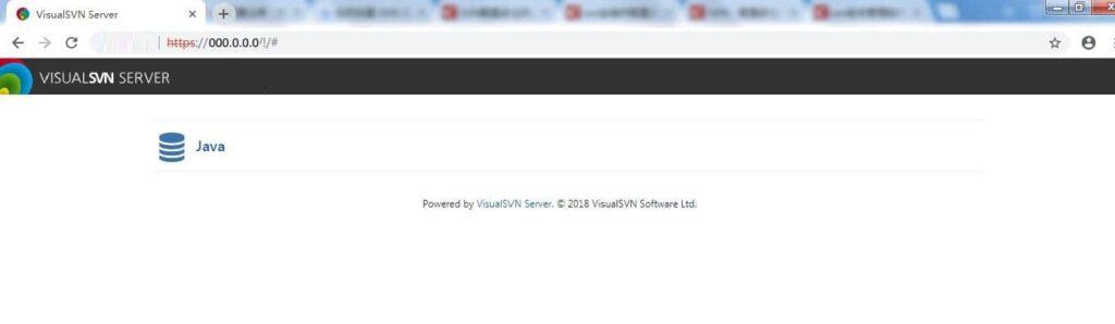 VisualSVN Server 14