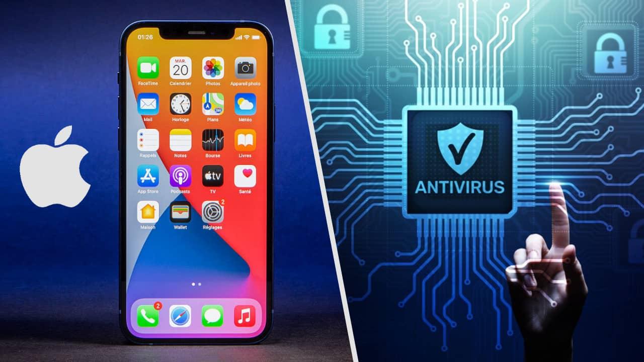 antivirus iphone